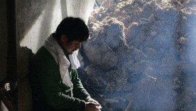 Alive film coreano di Park Jung-bum