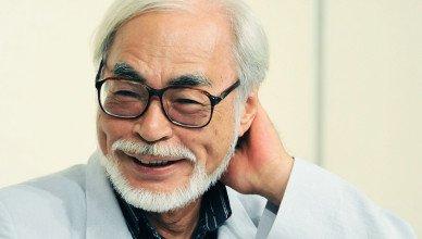 Hayao Miyazaki regista