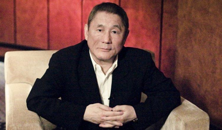 Takeshi Kitano foto