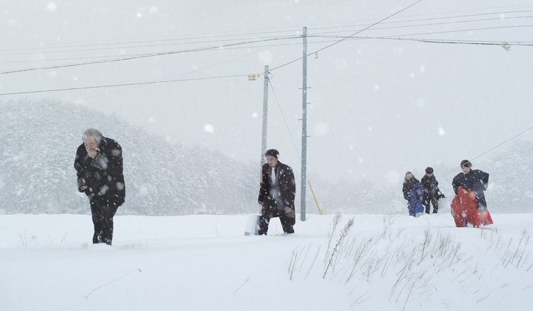 film coreano End of winter
