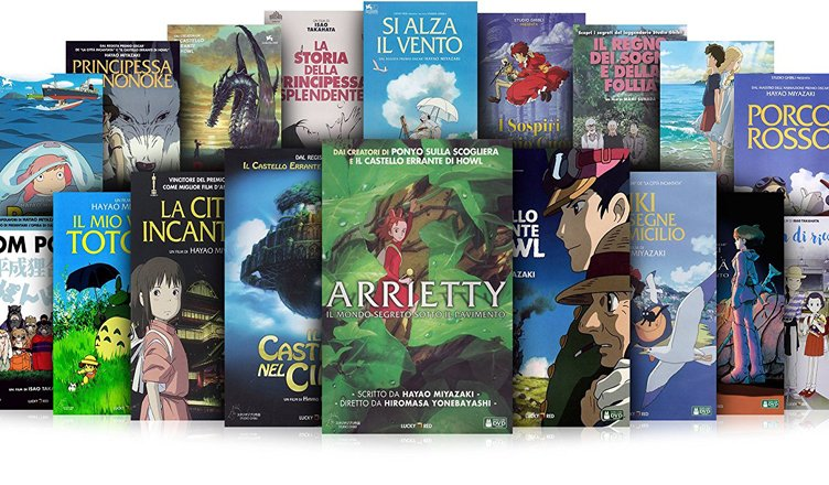 studio ghibli collection dvd amazon