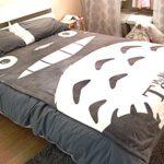 coperta da letto totoro