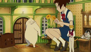 film studio ghibli La ricompensa del gatto