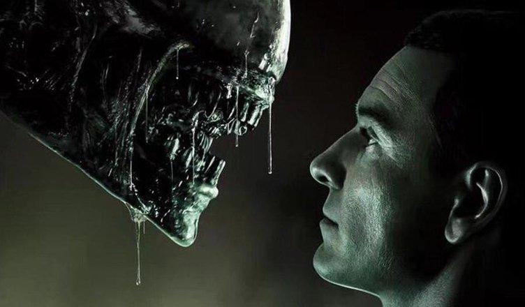 alien covenant bacio gay