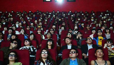 cinesi al cinema