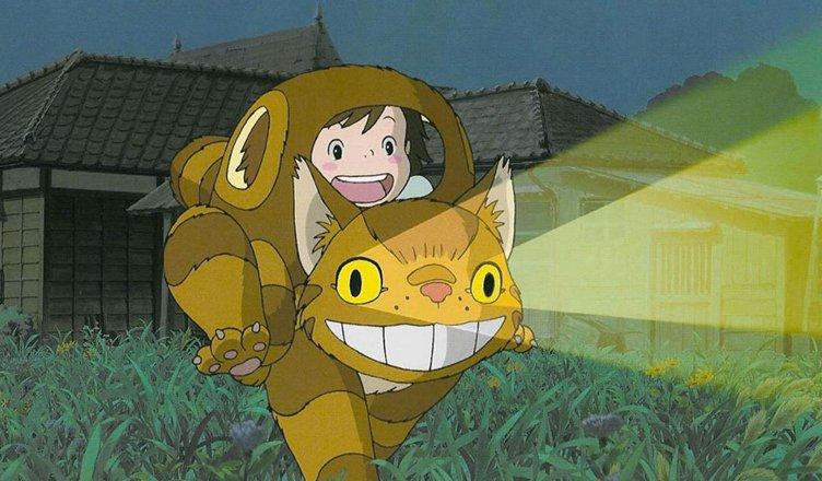 mei e il gattobus sequel il mio vicino totoro