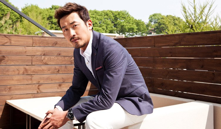 ha jung-woo attore coreano