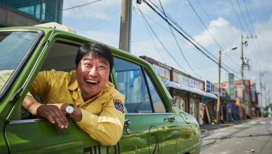 a taxi driver scena del film