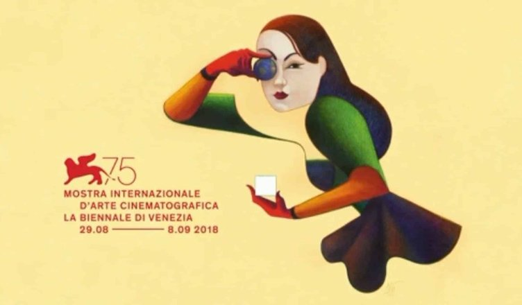festival di venezia 75