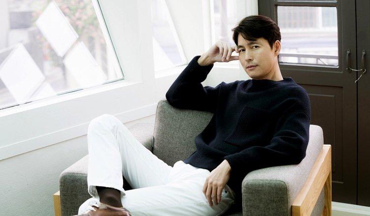 Jung Woo-sung attore coreano biografia
