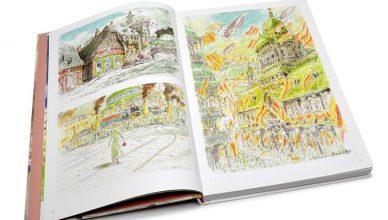 artbook studio ghibli e miyazaki