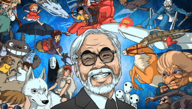 film hayao miyazaki netflix